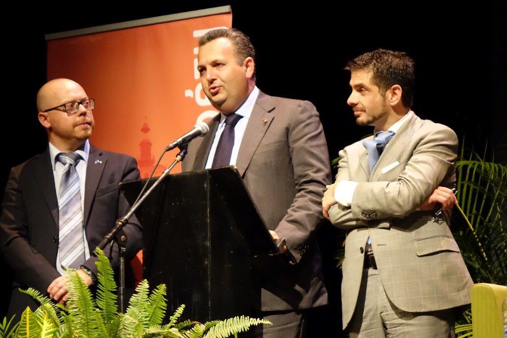 Chambéry, lancement Délégation en Région Auvergne Rhône-Alpes