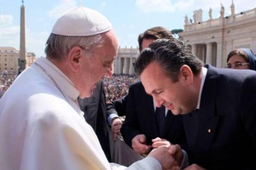 Papa Francesco - Nice le 16 Juillet 2016